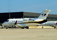 N657CT @ KIAD - Owned by Caterpillar, Inc. - by Christopher J. Walker