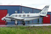 C-GNJV @ CYBW - 1980 Piper PA-31-350, c/n: 31-8052026 - by Terry Fletcher