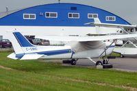 C-GMKI @ CYBW - 1981 Cessna 172P, c/n: 17274627 - by Terry Fletcher