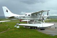 C-GTBB @ CYBW - 2000 Cessna T206H, c/n: T20608249 - by Terry Fletcher