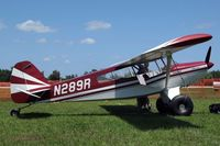 N289R @ KLAL - Seen here - by Ray Barber