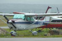 C-GADF @ CYBW - 1969 Cessna 172K, c/n: 17257343 - by Terry Fletcher