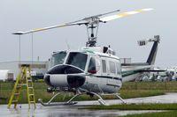 C-FTGK @ CYBW - 1968 Bell 205A-1, c/n: 30009 - by Terry Fletcher