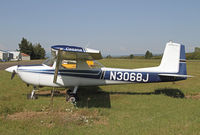 N3068J @ TDO - Another straight-tailed Cessna 150 - by Duncan Kirk