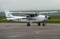C-FMTF @ CYBW - 2002 Cessna 172S, c/n: 172S9217 - by Terry Fletcher