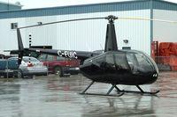 C-FUIC @ CYBW - 2008 Robinson R44 II, c/n: 12392 - by Terry Fletcher
