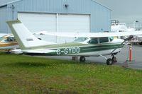 C-GYDO @ CYBW - 1968 Cessna 182L, c/n: 182-58585 - by Terry Fletcher