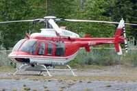 C-GALG @ CEW9 - At Canmore Municipal Heliport Heliport , Alberta - by Terry Fletcher