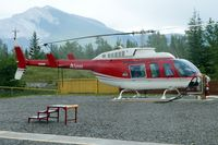 C-GALL @ CEW9 - At Canmore Municipal Heliport Heliport , Alberta