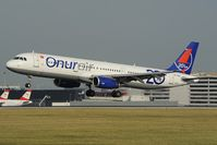 TC-OAL @ LOWW - Onur Air Airbus 321 - by Dietmar Schreiber - VAP