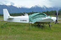 C-GBHQ @ CYXC - 1997 Zenair CH601, c/n: 6-2042 - by Terry Fletcher