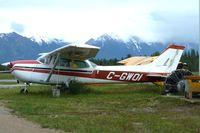 C-GWOI @ CYXC - 1975 Cessna 172M, c/n: 17264907 - by Terry Fletcher