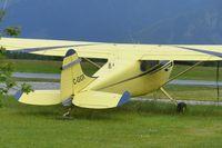 C-GIOR @ CYXC - 1954 Cessna 170B, c/n: 20287 - by Terry Fletcher