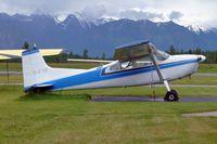 C-FYIF @ CYXC - 1966 Cessna A185E, c/n: 185-1073