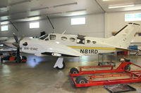 N81RD @ ID19 - On display at Bird Aviation Museum and Invention Center, near Sagle , Idaho