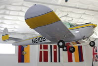 N21DB @ ID19 - On display at Bird Aviation Museum and Invention Center, near Sagle , Idaho