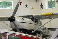 N981RD @ ID19 - On display at Bird Aviation Museum and Invention Center, near Sagle , Idaho