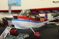 N276R @ ID19 - On display at Bird Aviation Museum and Invention Center, near Sagle , Idaho
