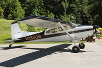 N180UB @ ID19 - at Bird Aviation Museum and Invention Center, near Sagle , Idaho