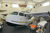 N781RD @ ID19 - On display at Bird Aviation Museum and Invention Center, near Sagle , Idaho