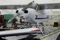 N881RD @ ID19 - On display at Bird Aviation Museum and Invention Center, near Sagle , Idaho