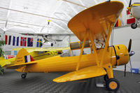 N2803D @ ID19 - ex BU 7218 On display at Bird Aviation Museum and Invention Center, near Sagle , Idaho