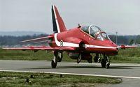 XX243 @ ETAR - taxying to the flightline