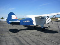 C-FNDL @ YRC - As it is actually in Saguenay - by Alain