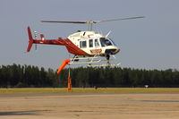 N119SP - Seen landing at Bemidji airport. - by Brett Maxwell