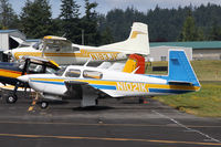 N1021K @ FHR - Colorful Mooney - by Duncan Kirk