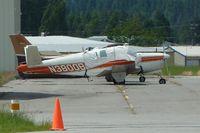 N3800B @ SZT - 1955 Beech F35, c/n: D-4069 - by Terry Fletcher