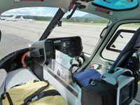 N804LF @ SZT - Interior of American Eurocopter Llc AS350B3, c/n: 4685 - by Terry Fletcher