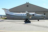 N533PC @ COE - 2003 Pilatus PC-12/45, c/n: 533 at Coeur D'Alene