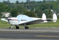 N2001H @ SFF - 1946 Engineering & Research ERCOUPE 415-C, c/n: 2624 at Spokane Felts Field