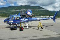 N810LF @ SZT - Eurocopter AS 350 B3, c/n: 7015 - by Terry Fletcher