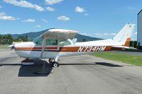 N734HM @ COE - 1977 Cessna 172N, c/n: 17268867