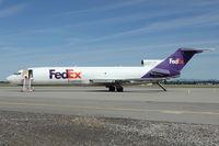 N264FE @ GEG - 1979 Boeing 727-233, c/n: 21626 at Spokane International
