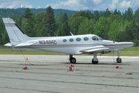 N341HC @ SZT - 1979 Cessna 340A, c/n: 340A0798 - by Terry Fletcher