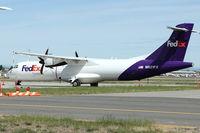 N821FX @ GEG - 1991 Aerospatiale/atr ATR 72 202, c/n: 253