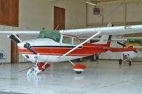 N5569R @ COE - 1965 Cessna 172F, c/n: 17253163