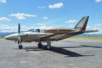N63CM @ COE - 1980 Piper PA-31T, c/n: 31T-8020039