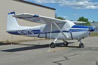 N2497G @ COE - 1959 Cessna 182B, c/n: 51797