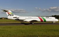 CS-TPC @ ELLX - taxying to the actice - by Friedrich Becker