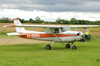 EI-BMN @ EICL - On display at the Clonbullogue Fly-in July 2012 - by Noel Kearney