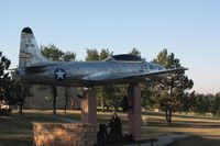 53-5078 - Lockheed T-33A-1-LO, c/n 580-8417.  Young's Park, Veterans Memorial, south side of West 9th Street, between 5th Ave West 7th Ave West. - by Timothy Aanerud