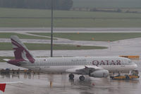 A7-AHC @ LOWW - Qatar Airways Arbus A320 - by Thomas Ranner