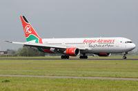 5Y-KQZ @ EHAM - Kenya Airways - by Martin Nimmervoll