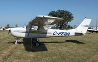 C-FEWA @ KOSH - Cessna 150F - by Mark Pasqualino