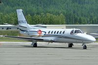 N525LC @ SZT - 1981 Cessna 550, c/n: 550-0349 at Sandpoint