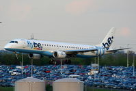 G-FBEG @ EGBB - flybe - by Chris Hall
